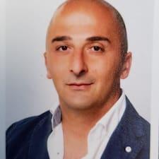Emanuele felhasználói profilja