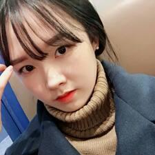 Nutzerprofil von Jieun