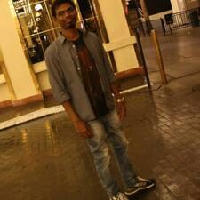 Ketan Shankar felhasználói profilja
