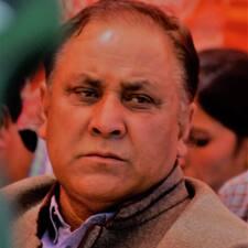 Profil utilisateur de BC Thakur