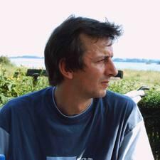 Profil Pengguna Holger