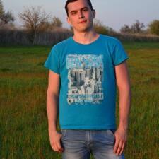 Perfil do usuário de Andrei
