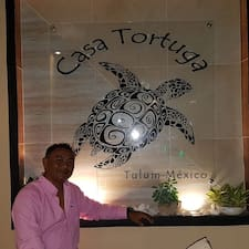 โพรไฟล์ผู้ใช้ Casa Tortuga