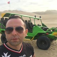 Sergio Daniel Kullanıcı Profili