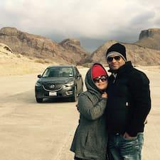 Rabia & Moazzam felhasználói profilja