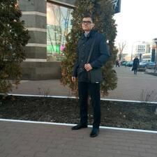 Gebruikersprofiel Николай