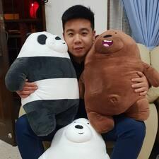 Pheay Rong felhasználói profilja
