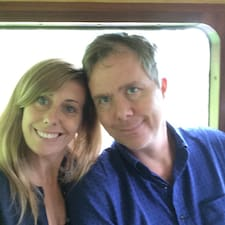 Profil utilisateur de Claire & Chris