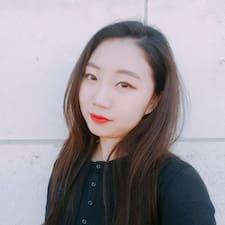 Profil utilisateur de 채린 Chaelin