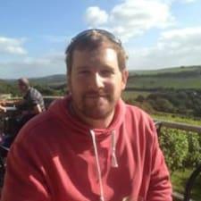 Användarprofil för Gareth