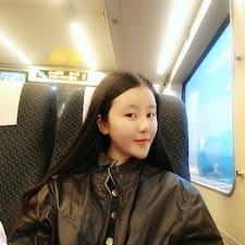 玲惠 felhasználói profilja