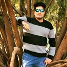 Perfil de l'usuari Sanjay