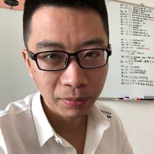 清爽 felhasználói profilja
