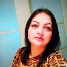 Shiva felhasználói profilja