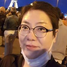 Profil utilisateur de Seunghee