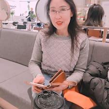 Профиль пользователя 丽云