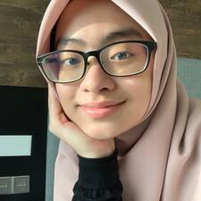 Profilo utente di Sharifah Atirah