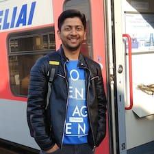 Profil utilisateur de Prashant