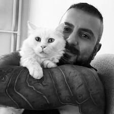 Perfil do usuário de Ruhi Durmuş