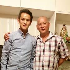 Henkilön Hoi-Ming käyttäjäprofiili