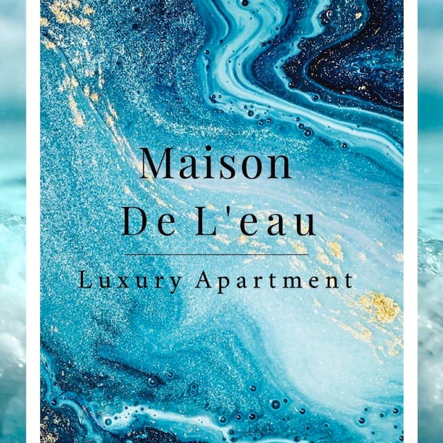 Travel Guide De L'eau Luxury Apartment •There is Room for you•