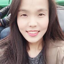 Perfil do utilizador de Jihyun