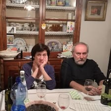 Gebruikersprofiel Fabrizio