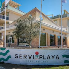 Serviplaya User Profile