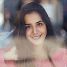Profilo utente di Sahar