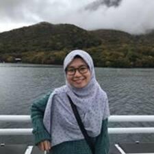 Profil utilisateur de Amalia Husna