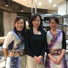 Fumi, Miyuki & Tami