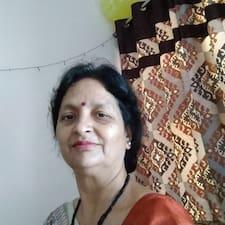 Vasudha felhasználói profilja