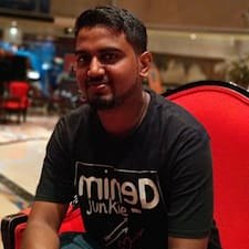 Gebruikersprofiel Avinash
