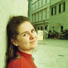 Anne-Sophie的用戶個人資料