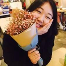 Henkilön Hyun Hee käyttäjäprofiili