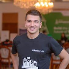 Profil utilisateur de Firdavs