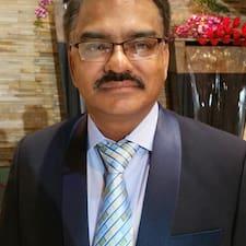 Profil utilisateur de Ajay Pratap