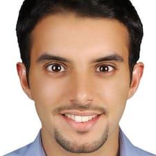 Meshari User Profile