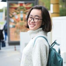 Henkilön Yu käyttäjäprofiili