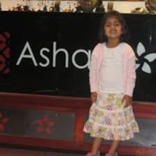 Asha님의 사용자 프로필