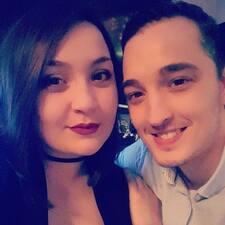 Quentin Et Marie-Eglantine User Profile