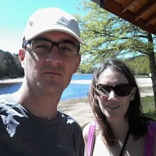 Profilo utente di Maud & Fabrice