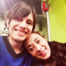 Gebruikersprofiel Solange Muñoz Y Emiliano