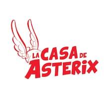 Perfil do utilizador de La Casa De Asterix