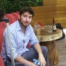 Yehuda felhasználói profilja