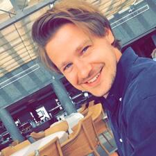 Profil Pengguna Christoffer