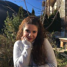 Profil utilisateur de Evylia