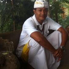 I Putu Arya Chandran User Profile