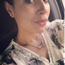 Profil utilisateur de Gabriela Geraldina