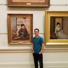 Thanh - Uživatelský profil